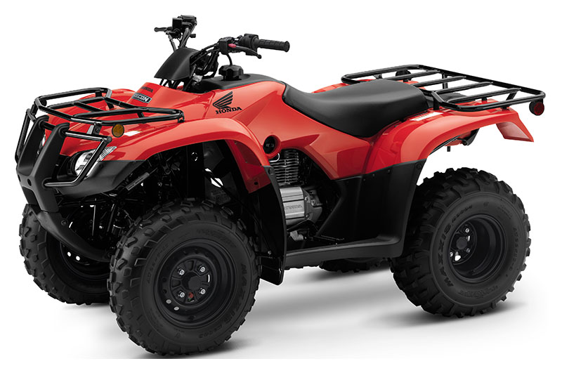 2019 Honda FourTrax Recon in Moline, Illinois
