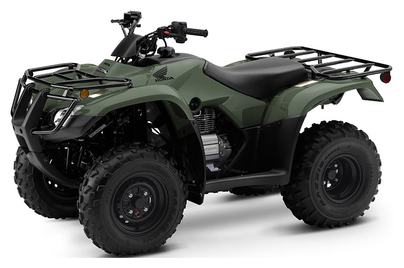 2019 Honda FourTrax Recon ES in Hollister, California