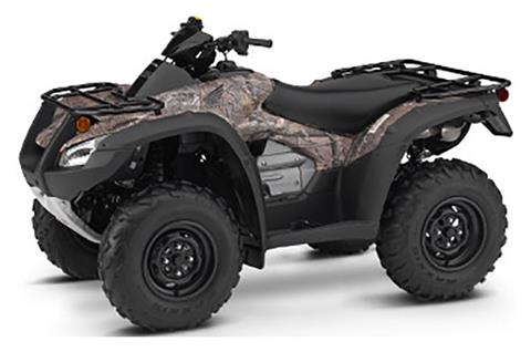 2019 Honda FourTrax Rincon in North Mankato, Minnesota
