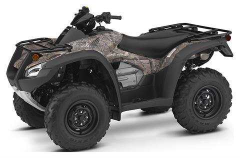 2019 Honda FourTrax Rincon in Sterling, Illinois