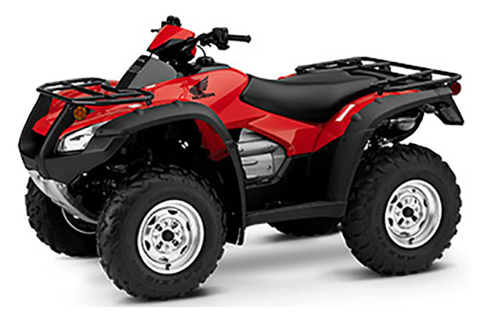 2019 Honda FourTrax Rincon in Merced, California