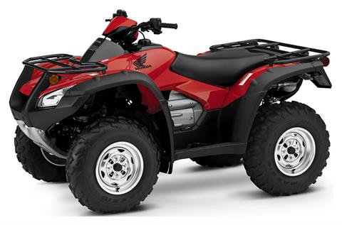 2019 Honda FourTrax Rincon in West Bridgewater, Massachusetts