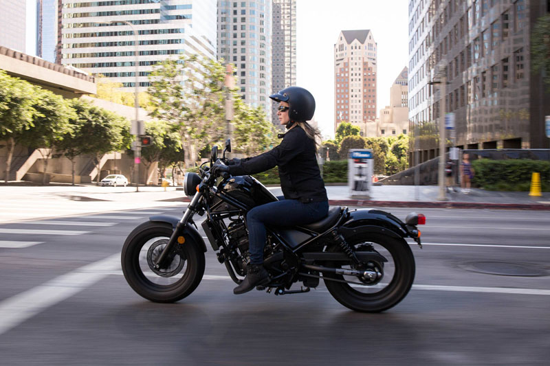 2019 Honda Rebel 300 7
