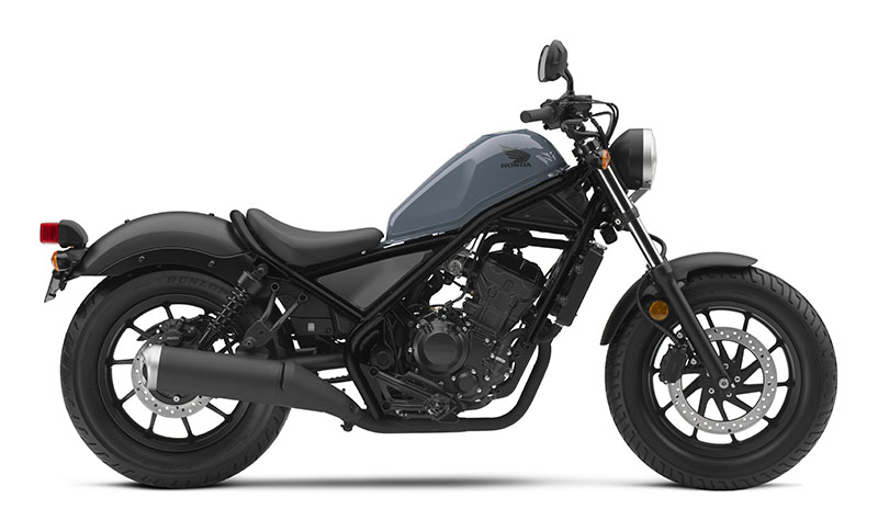 2019 Honda Rebel 300 1