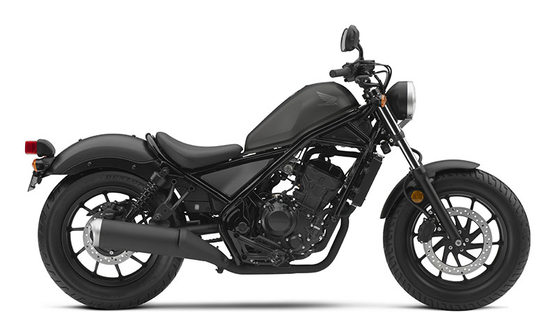 2019 Honda Rebel 300 in Missoula, Montana - Photo 1