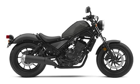 2019 Honda Rebel 300 in Crystal Lake, Illinois - Photo 1