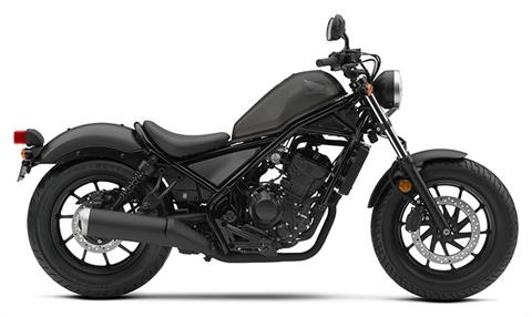 2019 Honda Rebel 300 ABS in Sterling, Illinois