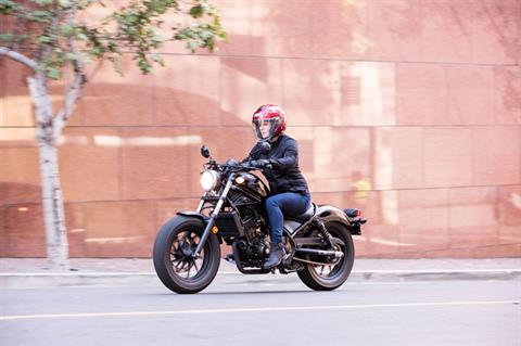 2019 Honda Rebel 300 ABS in West Bridgewater, Massachusetts - Photo 4