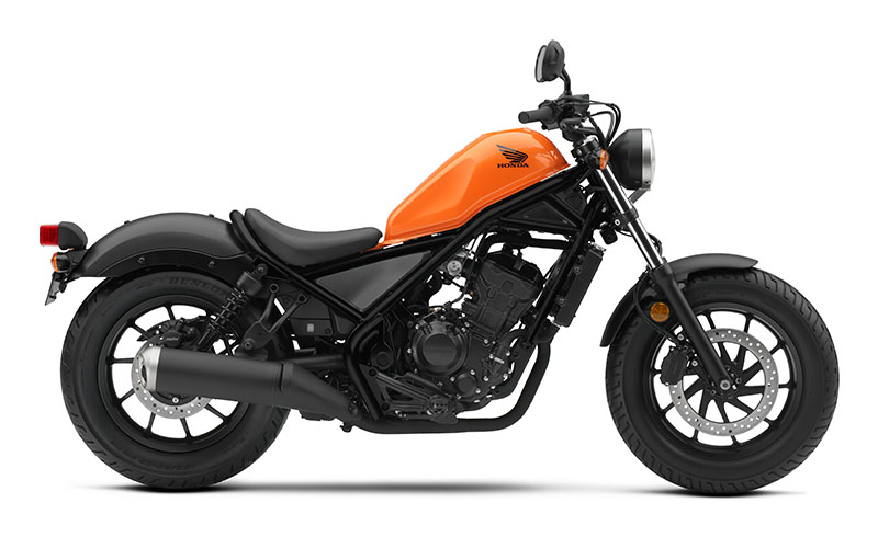 2019 Honda Rebel 300 ABS in Madera, California - Photo 1