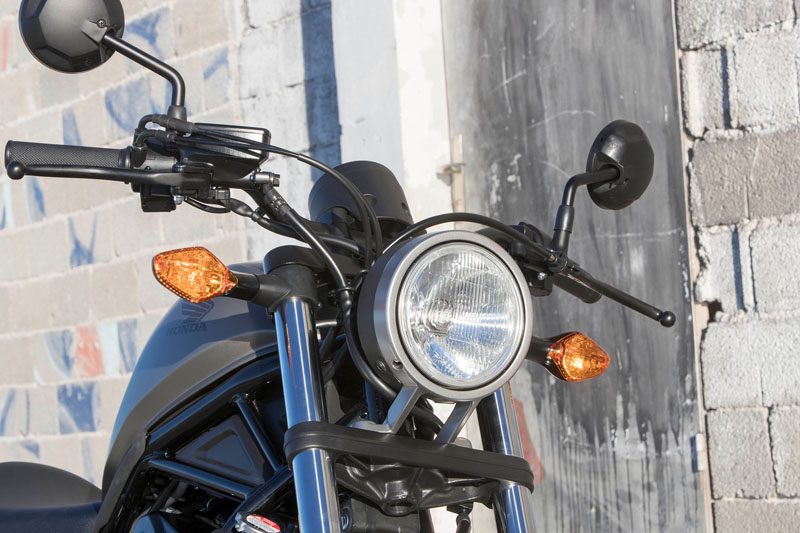 2019 Honda Rebel 300 ABS in Freeport, Illinois - Photo 2