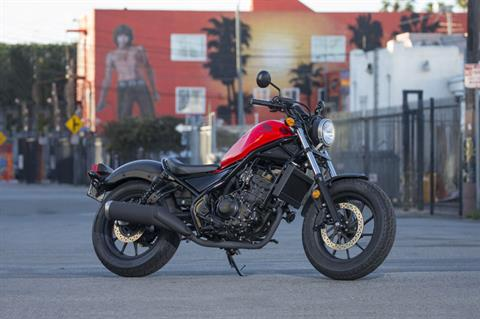2019 Honda Rebel 300 ABS in Crystal Lake, Illinois - Photo 3