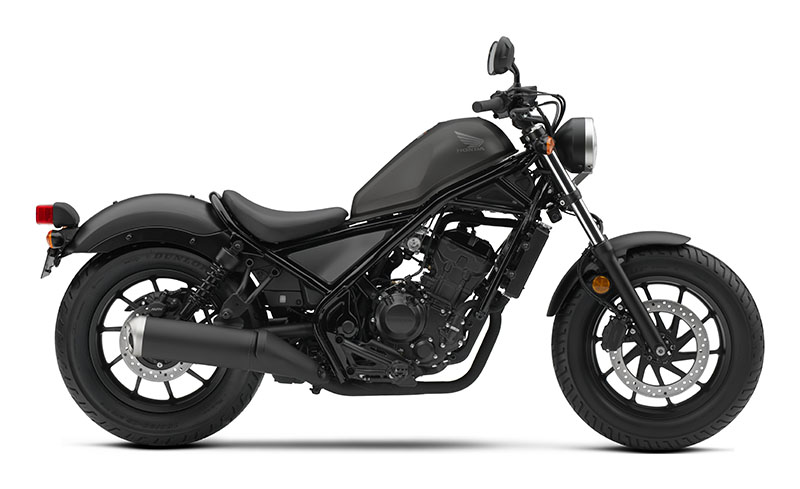 2019 Honda Rebel 300 ABS in Crystal Lake, Illinois - Photo 1