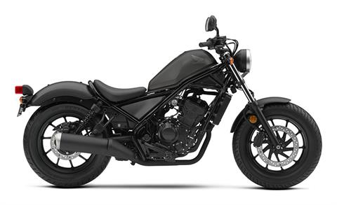 2019 Honda Rebel 300 ABS in Roca, Nebraska - Photo 1
