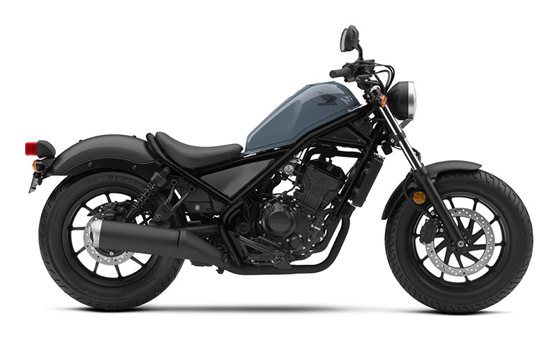 2019 Honda Rebel 300 ABS in Baldwin, Michigan - Photo 1
