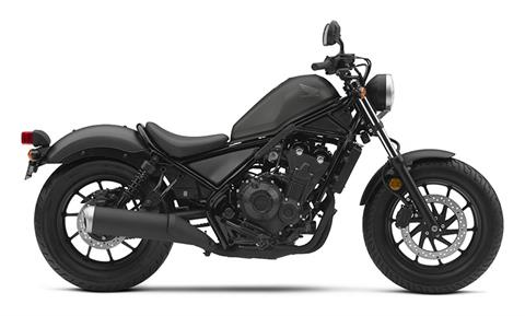2019 Honda Rebel 500 in Prosperity, Pennsylvania