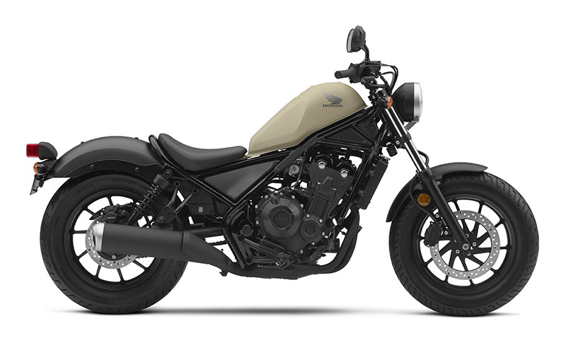 2019 Honda Rebel 500 in Amarillo, Texas - Photo 1