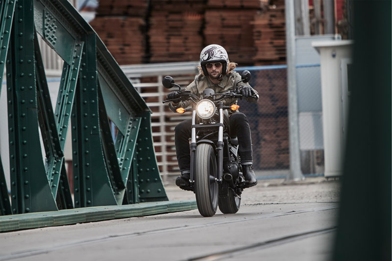 2019 Honda Rebel 500 ABS in Lapeer, Michigan - Photo 7