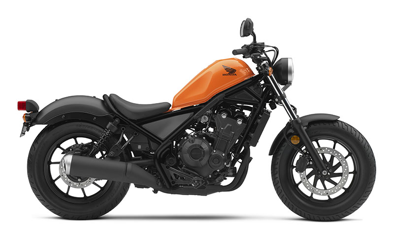2019 Honda Rebel 500 ABS in Madera, California - Photo 1