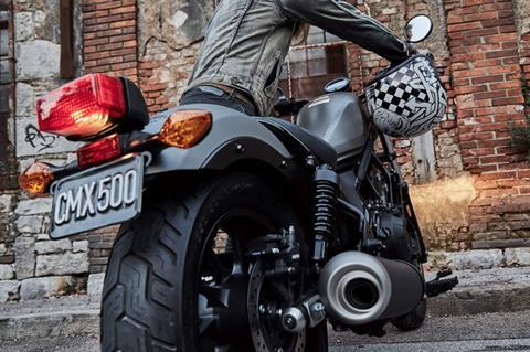 2019 Honda Rebel 500 ABS in Augusta, Maine - Photo 5