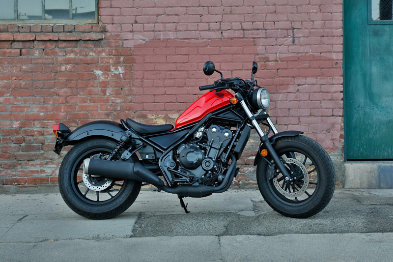 2019 Honda Rebel 500 ABS in Freeport, Illinois - Photo 6