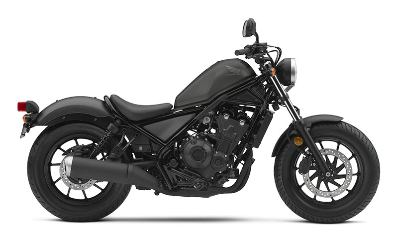2019 Honda Rebel 500 ABS in Hendersonville, North Carolina - Photo 1