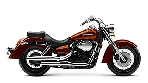 2019 Honda Shadow Aero 750 in Hendersonville, North Carolina