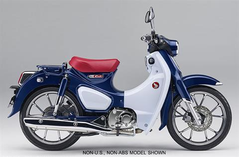 2019 Honda Super Cub C125 ABS in Petaluma, California