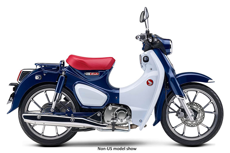 2019 Honda Super Cub C125 ABS in Virginia Beach, Virginia - Photo 1