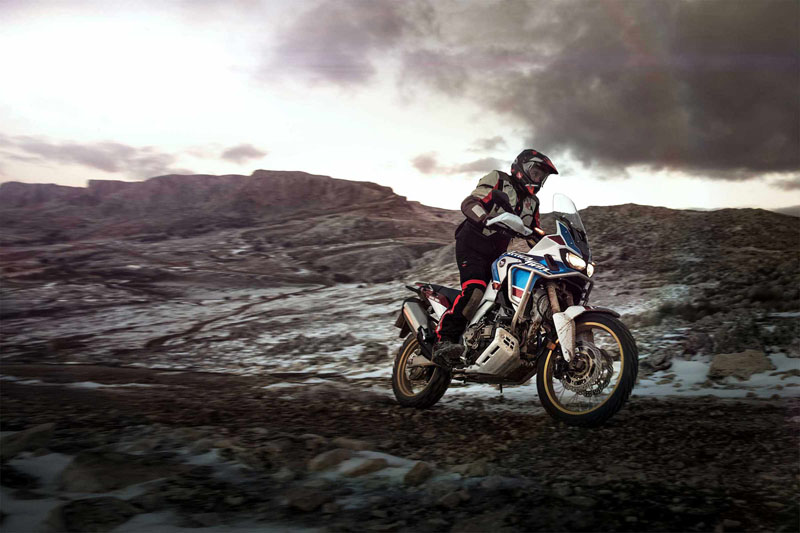 2019 Honda Africa Twin Adventure Sports in Lapeer, Michigan