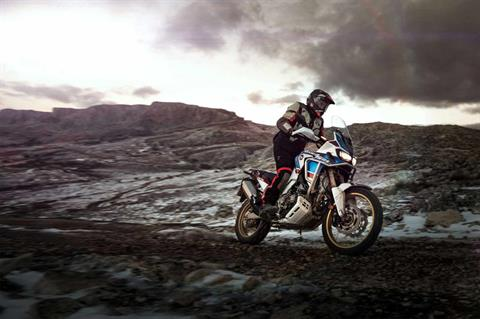 2019 Honda Africa Twin Adventure Sports in Fremont, California