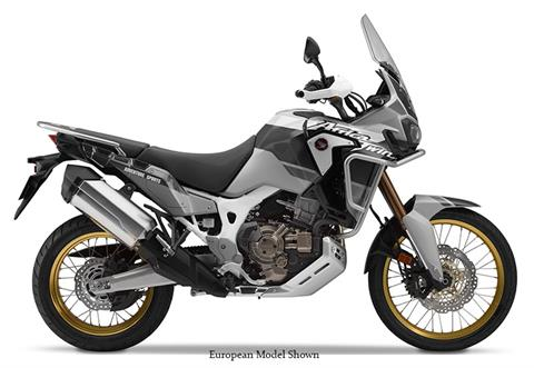 2019 Honda Africa Twin Adventure Sports DCT in Redding, California