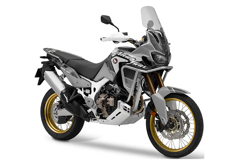 2019 Honda Africa Twin Adventure Sports DCT in Orange, California