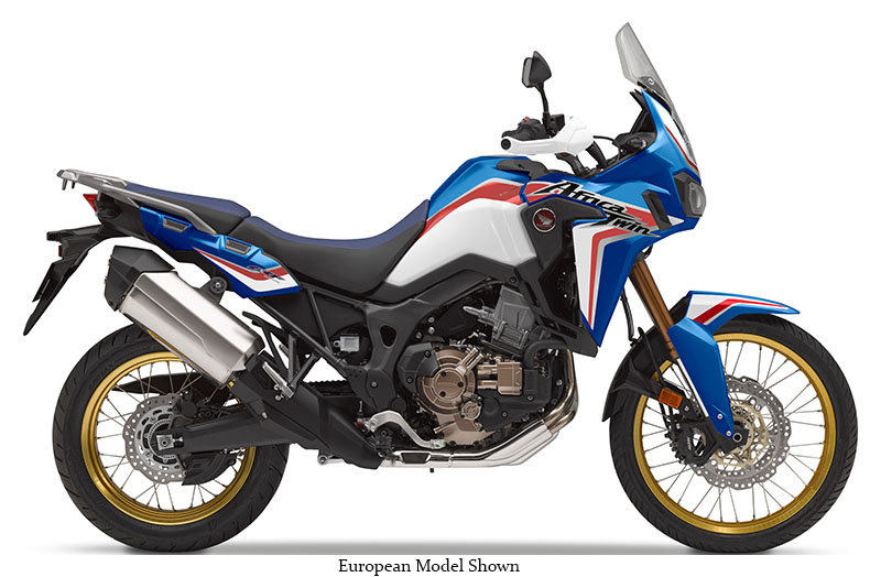 2019 Honda Africa Twin DCT in Hollister, California - Photo 1
