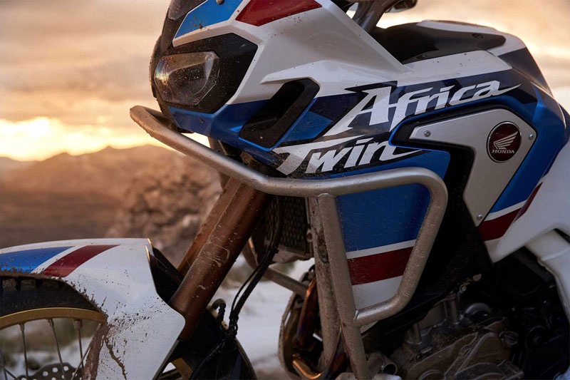 2019 Honda Africa Twin DCT in Adams, Massachusetts - Photo 6