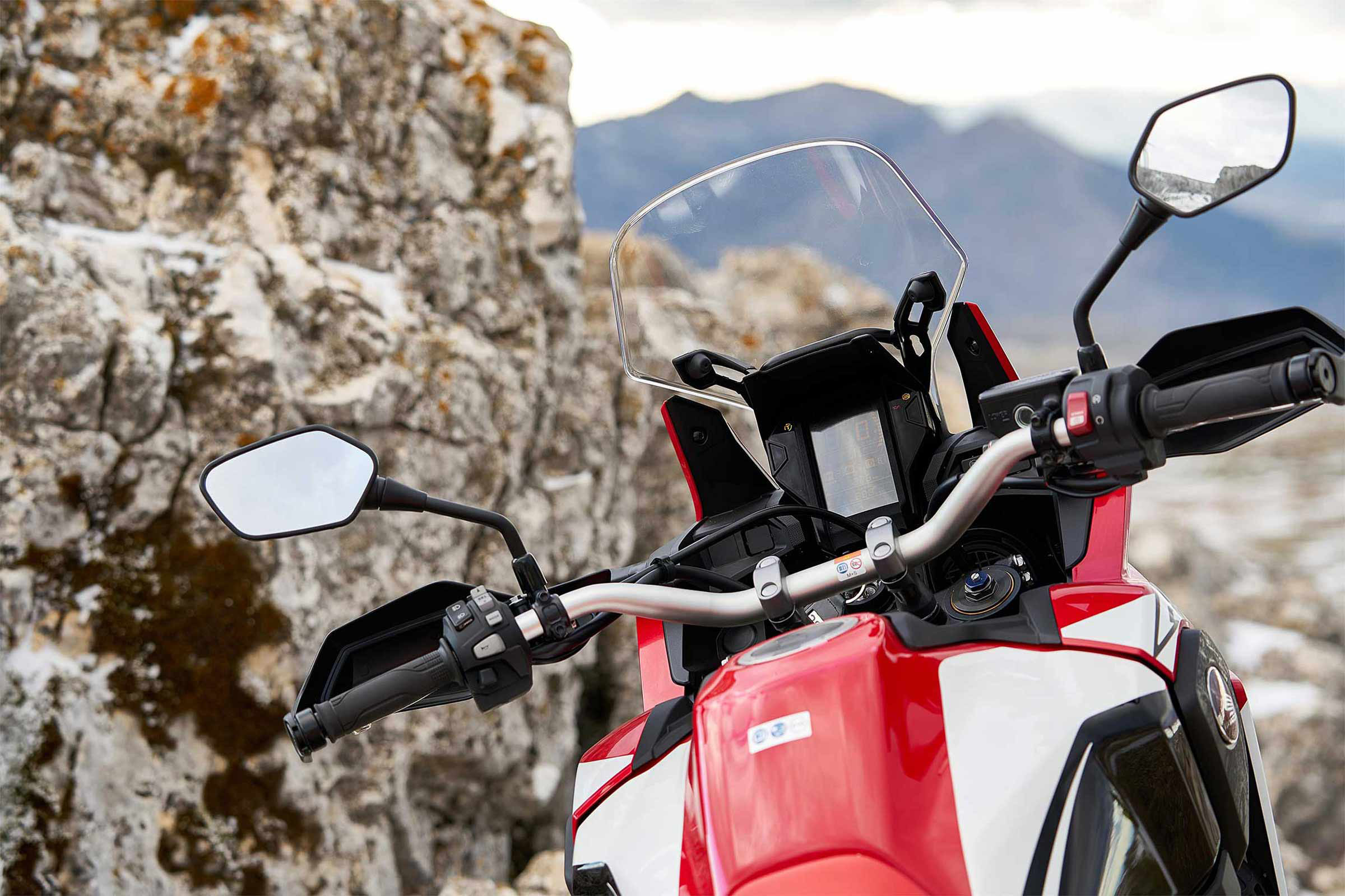 2019 Honda Africa Twin DCT in Sterling, Illinois