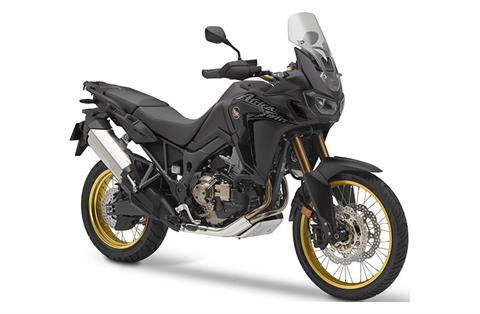 2019 Honda Africa Twin DCT in Moline, Illinois