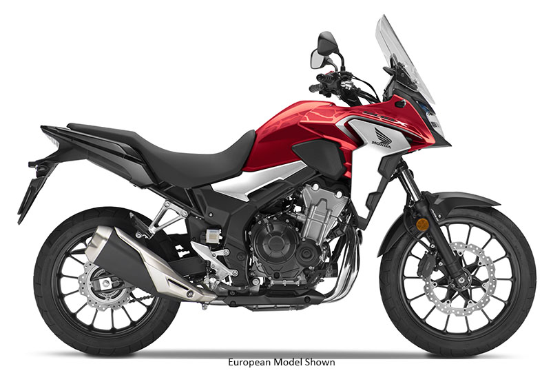 2019 Honda CB500X ABS in Lakeport, California