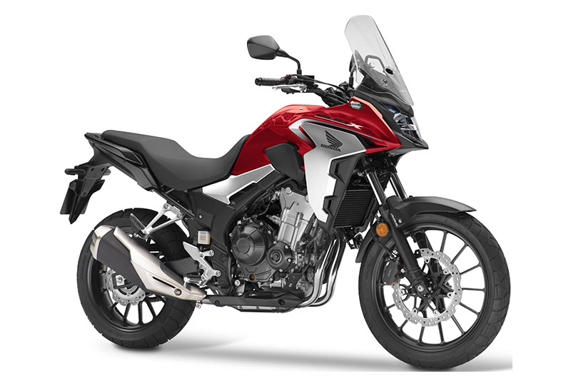 2019 Honda CB500X ABS in Davenport, Iowa