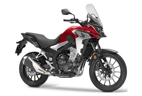 2019 Honda CB500X ABS in Troy, Ohio