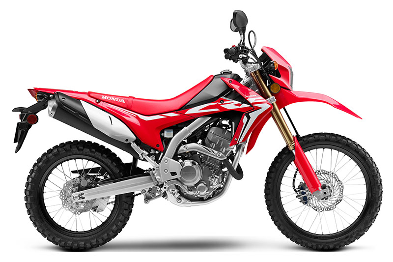 2019 Honda CRF250L ABS in Stillwater, Oklahoma