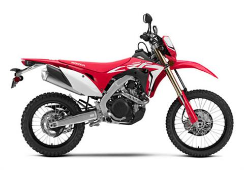 2019 Honda CRF450L in Orange, California