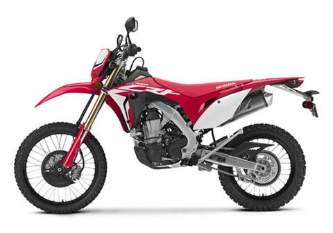 2019 Honda CRF450L in Kaukauna, Wisconsin