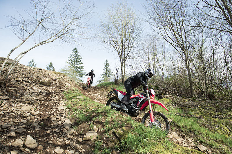 2019 Honda CRF450L in Moline, Illinois - Photo 2