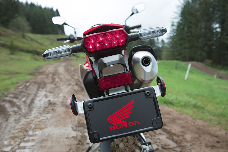 2019 Honda CRF450L in Anchorage, Alaska - Photo 4