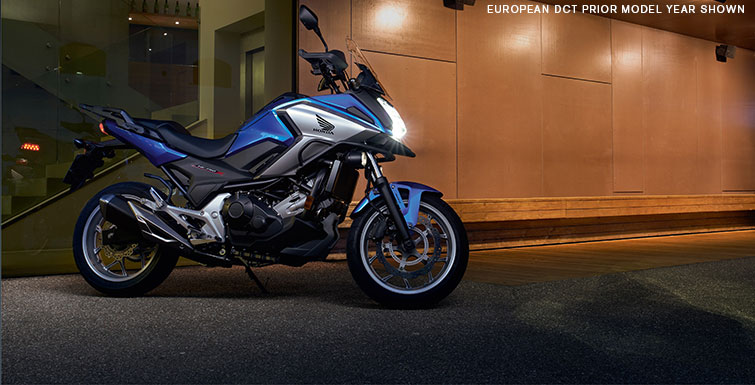 2019 Honda NC750X DCT in Hudson, Florida - Photo 3