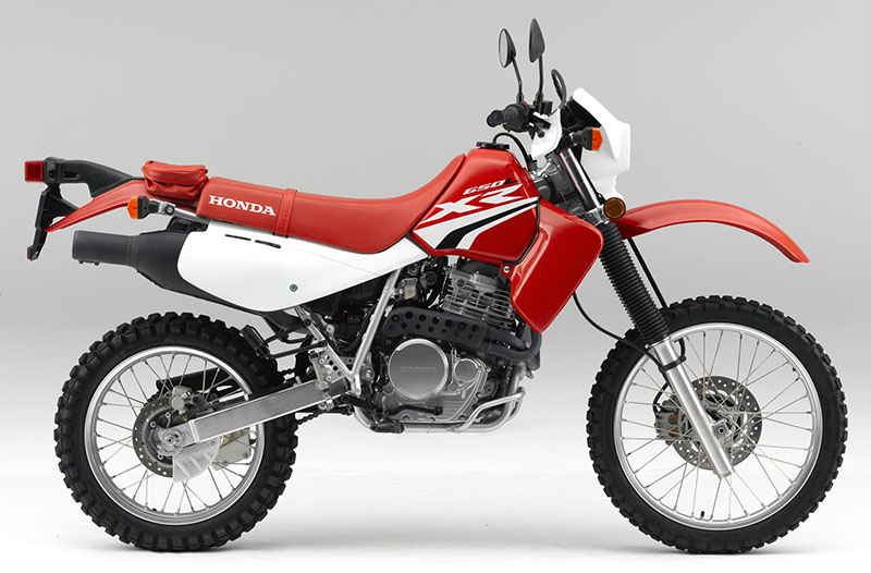 2019 Honda XR650L in Redding, California