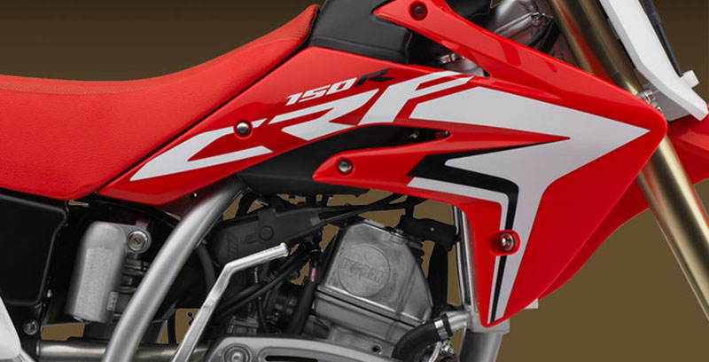 2019 Honda CRF150R in Monroe, Michigan