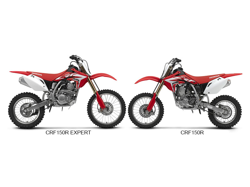 2019 Honda CRF150R in Bennington, Vermont