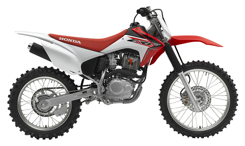 2019 Honda CRF230F in Canton, Ohio