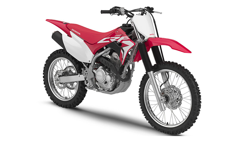 2019 Honda CRF250F in Glen Burnie, Maryland - Photo 3